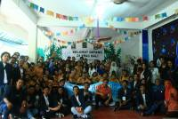 Welcoming the Anniversary Day, Faculty of Marine and Fisheries Held a Devotion Charity