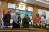 Kerjasama dengan Australian National University dan University of Liverpool, Unud Gelar Konferensi Internasional The 2019 ICAPaW