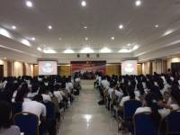 PROVIDE A LEADERSHIP TRAINING, BEM FISIP UNUD HELD LKMM-TD