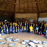 Building Leader Character through LKMM Udayana University 2015