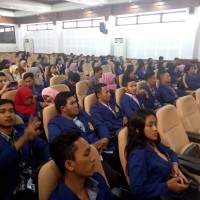 University of Semarang Visited Faculty of Economy and Business Udayana University