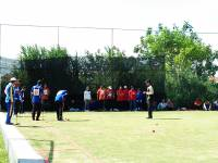 UKM Gateball held the Rector Cup match for Bali Area