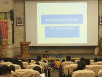 National Seminar and Workshop with Student Udayana University General Medical