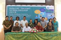 PREPARING FOR WELCOMING INDUSTRIAL REVOLUTION, UDAYANA UNIVERSITY AND KOMINFO HOLDING DIGITAL TALENT SCHOLARSHIP