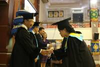 The 120th Graduation Udayana University Celebrate the 1.119 Graduates