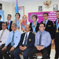 The 87th Inauguration and Veterinarian's Oath of Veterinary Faculty Udayana University