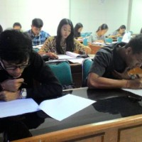 CERTIFICATION EXAM OF BREVET TAX A/B FOR STUDENTS OF DIPLOMA III OF TAXATION, FACULTY OF ECONOMICS AND BUSINESS, UDAYANA UNIVERSITY 2012 - COLLABORATION BETWEEN PROGRAM OF THE DIPLOMA III AND WIDYA DEWATA FOUNDATION