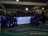 STUDENTS TO IMPROVE THE LEADERSHIP SKILL THROUGH CHARACTER BUILDING CAMP 2017
