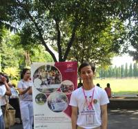 Rickdy Vanduwin Sitanggang, Inspirative Figure of Women's March Bali Initiator 2019