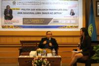 Indonesia Special President Staff Describe Bali and National Tourism Politics & Policy