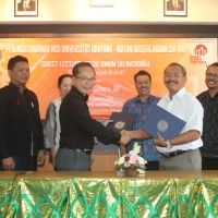 Unud Signs MoU with Indonesian Institute of Architects (IAI)