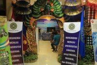 UNUD Exhibits Students' Products in Bali Development Exhibition