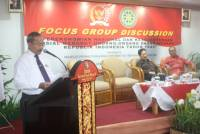 MPR RI Held FGD on National Economy and Social Welfare
