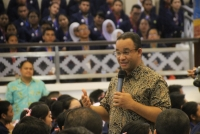 Anies R. Baswedan Gave Trusted Formula for New Students of Udayana University