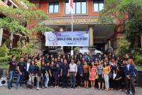 Commemoration Day of Oral Health and Dental, Dentistry of Udayana University Held an Oration