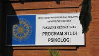 Psychology Study Program Target Re-Accreditation in 2018