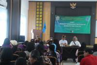 Master and Doctoral Study Programs Cultural Studies Inviting Tegal Kertha Village Community to Maintain One Health-Based Environmental Health