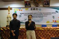BEM FP Unud Sharpen Creativity Through Student Creativity Program Competition (KPKM)
