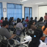 Management Students' Association Held Layout Training and Competition