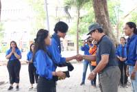 MAPALA UMKM Udayana University Released 11 Students for Expedition to Flores