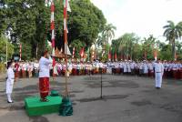 Commemorating Republic of Indonesia Independence Day, The Faculty of Medicine Echoing Togetherness Spirit