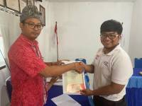 Udayana Universuty Students Receive BNSP Competency Certification