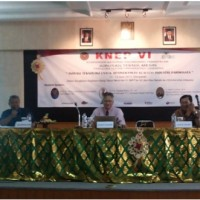 KNEP VI : National Conference on Hospitality   Engineering Department of Mechanical   Engineering, Faculty of Engineering, University of   Udayana
