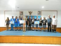 Scientific Writing Competition of Marine and Fisheries Faculty, Udayana University