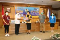 Udayana University Press Launched Nine Books To Commemorate Udayana University's 58th Anniversary