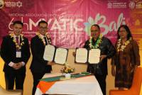 Unud Jalin Kerjasama dengan National Association of CPAs in Education