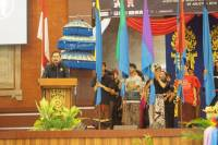 DIES NATALIS, CONCERN FORM OF UDAYANA STUDENTS