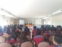 BEM FISIP UNUD Conducted Bali's Alliance of Students' Organizations of Faculty of Social and Political Science