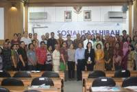SOCIALISATION GRANTS ONLINE LEARNING SYSTEM (SPADA) INDONESIA