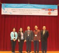 Joint Program TWINCLE between Udayana and Chiba University 2017