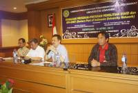 Increase Number of Research, LPPM Unud Held USAID Program Socialization and EPI-UNET