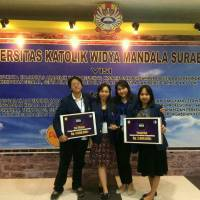 Udayana University's Students Got the Gold Medal at the Psychology Intervention Design Competition Fair 2017