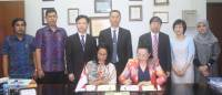 Unud Made a Cooperation With Two Universities in China