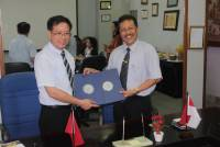 Unud Jalin Kerja Sama Dengan Guang Xi Normal University of the People's Republic of China