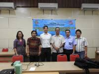 FOLLOW UP COOPERATION WITH GRIFFITH UNIVERSITY, AUSTRALIA, UNUD HELD A WORKSHOP