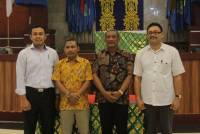 Unud Received a Visitation from SMAN 1 Dukuh Waru and SMK Batik 2 Surakarta