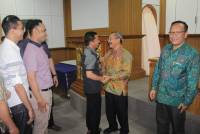 UNUD IS WAITING FOR A NEW RECTOR, Final Meeting of Rector's Duty Prof. Ketut Suastika