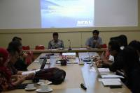 UNUD, UNDIP, UNP AND UNES COOPERATED TO BUILD PROPOSAL OF PHLN