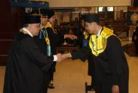 The 122th Graduation, Udayana University Released 903 Graduates