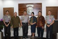 UNUD AND POLDA BALI WILL INCREASE COOPERATION