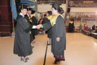 Unud Released 1,165 Graduates On the 123th Graduation
