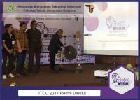 PRESS RELEASE INFORMATION TECHNOLOGY CREATIVE COMPETITION (ITCC) 2017