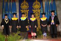 The 125th Graduation of Udayana University, Graduates Are Expected Not Just Being 'Job Seekers' But Being a 'Job Creator'