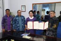 Unud Extended the Signing Memorandum of Understanding with Eijkman Molecular Biology Institute