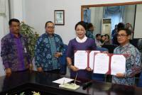 Lack of Specialist, Government Regency of West Sumbawa Continued the Cooperation with Udayana University