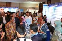 THE HARDIKNAS WARNING CIRCULATION, MENRISTEKDIKTI OPEN THE World Post Graduate Expo 2018